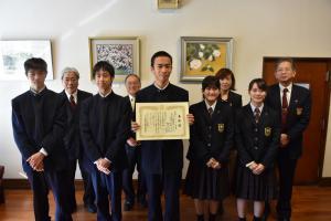 鹿児島水産高校が料理コンテストでグランプリを獲得:写真1