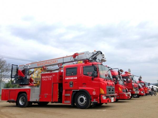 枕崎市消防出初式2016 (3)