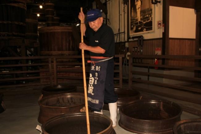 薩摩酒造 明治蔵:写真1