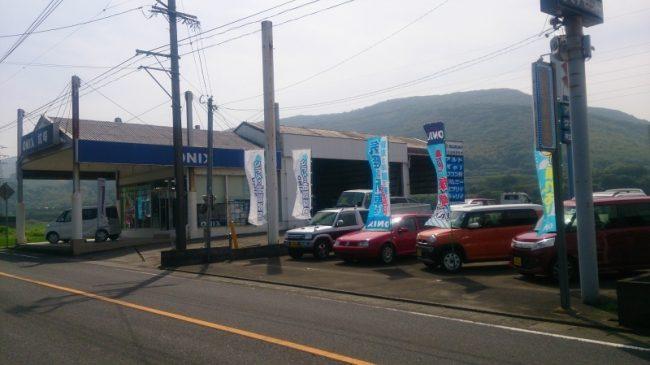 安心・便利な「枕崎レンタカー」:写真1