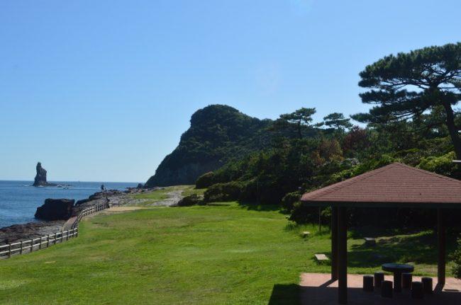 薩摩半島随一を誇る「火之神公園」:写真1