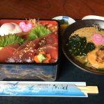 枕崎かつおラ-メンと枕崎名物料理は だいとく