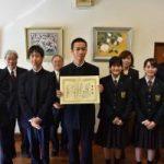 鹿児島水産高校が料理コンテストでグランプリを獲得